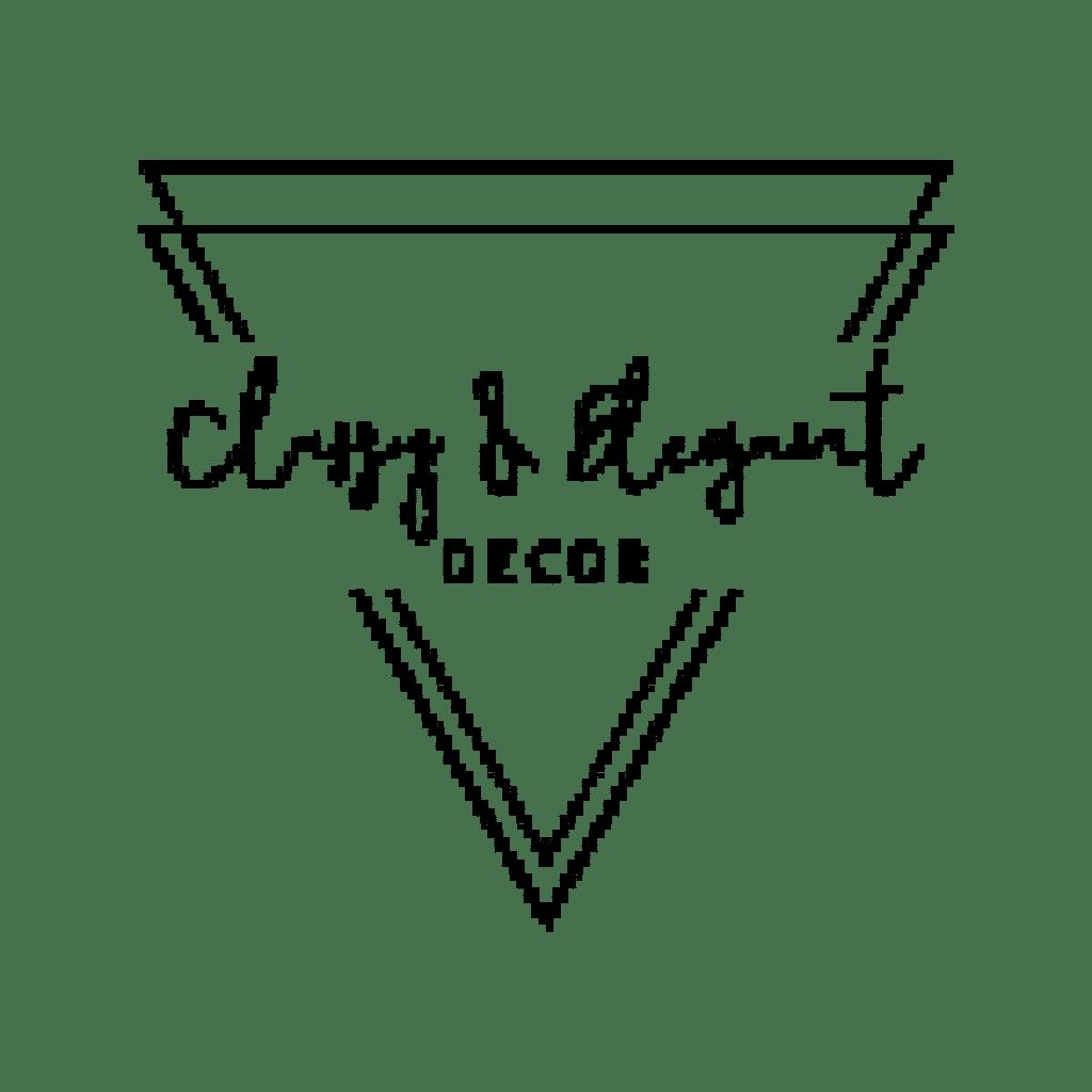 Classy & elegant Decor - Dekoracje w dobrym guscie - przezroczyste