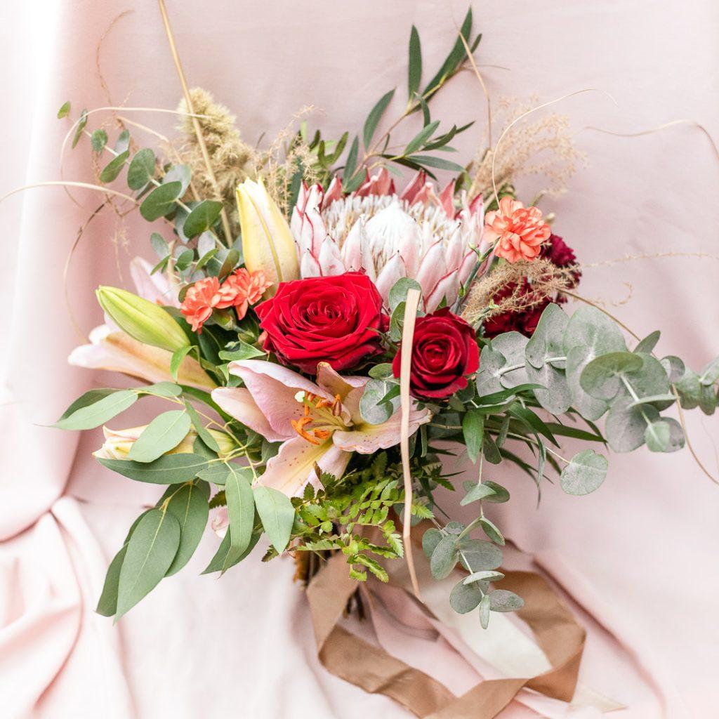 Dekoracje w dobrym - bukiet, wiązanka, kwiaty