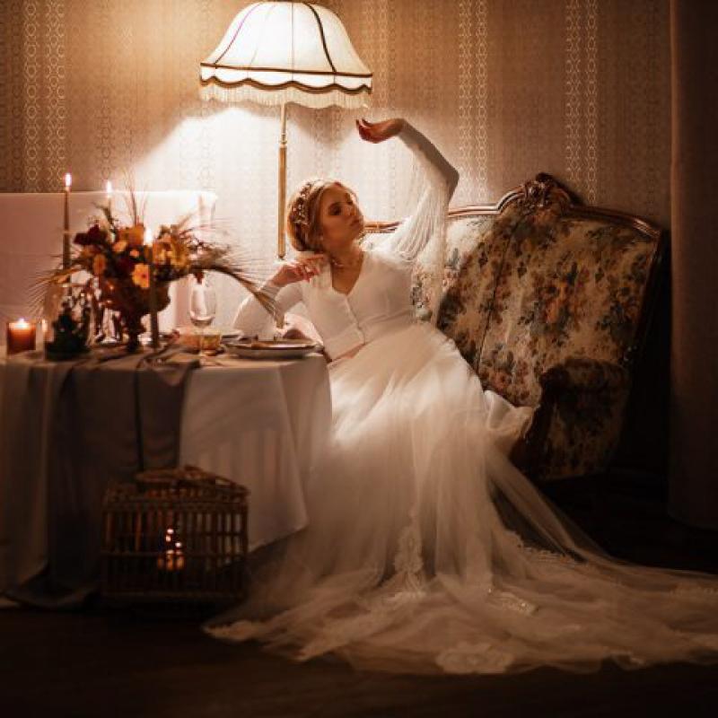 Classy and elegant decor Dekoracje w dobrym guscie slub wesele szczecin sesja Weranda (197)