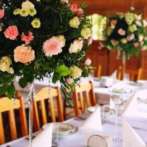 Greenery Martini Decor dekoracje w dobrym guscie gerbera gozdzik roza lustra elegancja i klasa kwiaciarnia szczecin florystka (1)