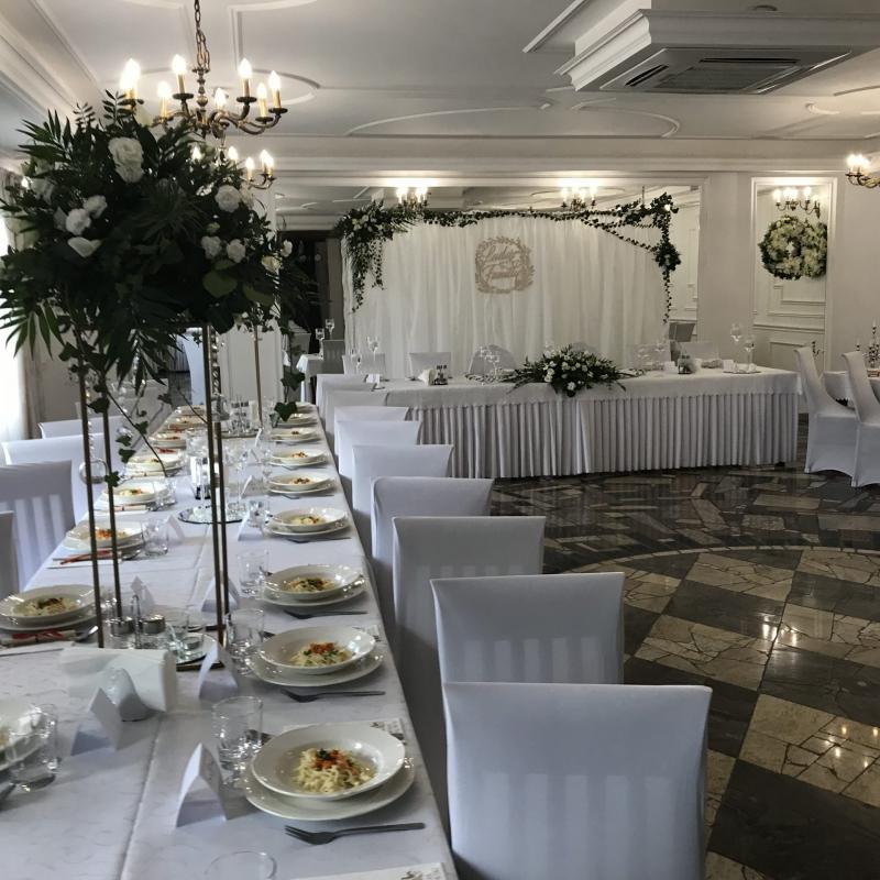 Natural elegance slub wesele szczecin ustowo plener sala weselna dekoracje slubne classy and elegant decor kwiaty love wypozyczalnia (1)