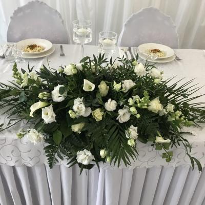 Natural elegance slub wesele szczecin ustowo plener sala weselna dekoracje slubne classy and elegant decor kwiaty love wypozyczalnia (2)