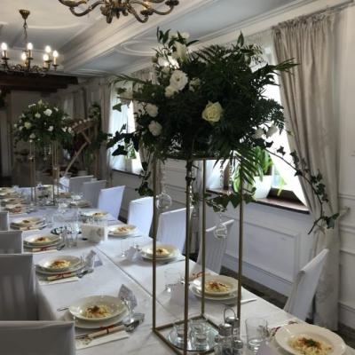Natural elegance slub wesele szczecin ustowo plener sala weselna dekoracje slubne classy and elegant decor kwiaty love wypozyczalnia (3)