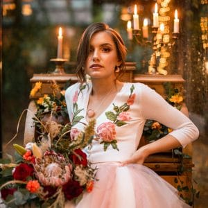 www Classy and elegant decor Dekoracje w dobrym guscie slub wesele szczecin roze swiece girlandy vintage (1)