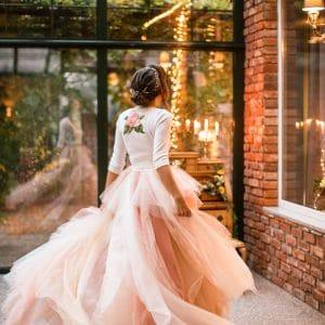 www Classy and elegant decor Dekoracje w dobrym guscie slub wesele szczecin roze swiece girlandy vintage (2)