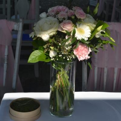 Classy & Elegant Decor - Dekoracje w dobrym guście - Pastelowy ślub plenerowy cywilny ceremonia plener ogrod szczecin zachodniopomorskie